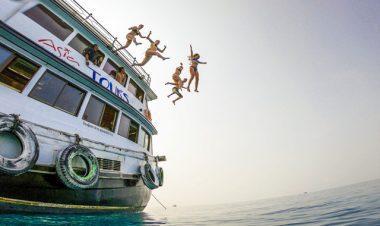 koh phangan island cruise